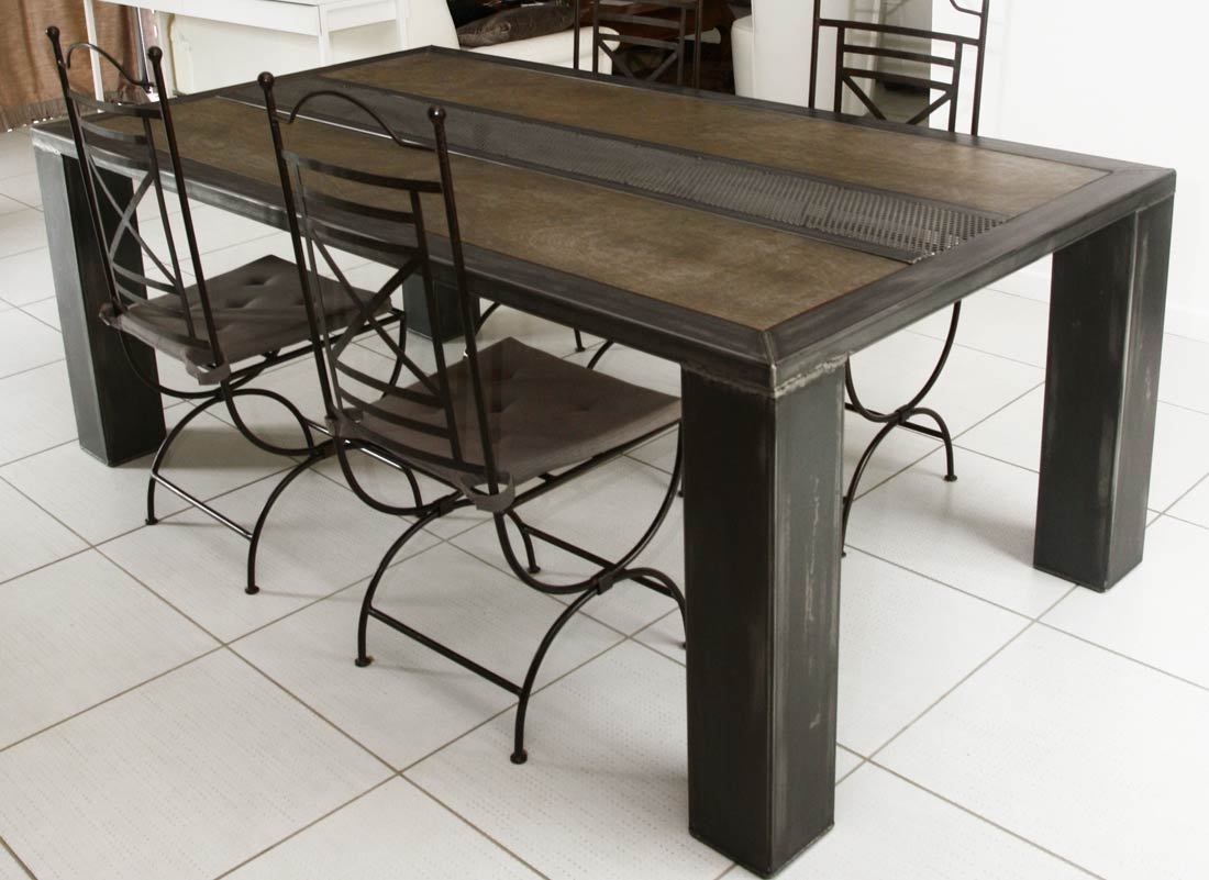 Table salle à manger - Atelier 46